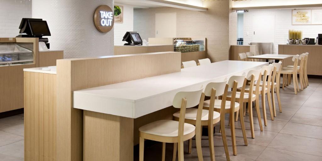 Caffeteria Countertop