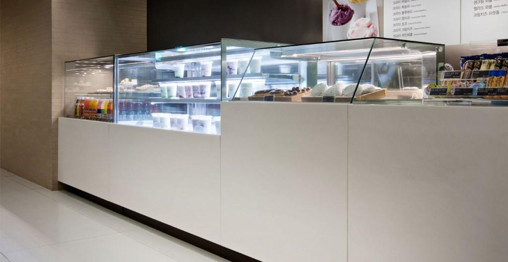 Caffeteria Floor