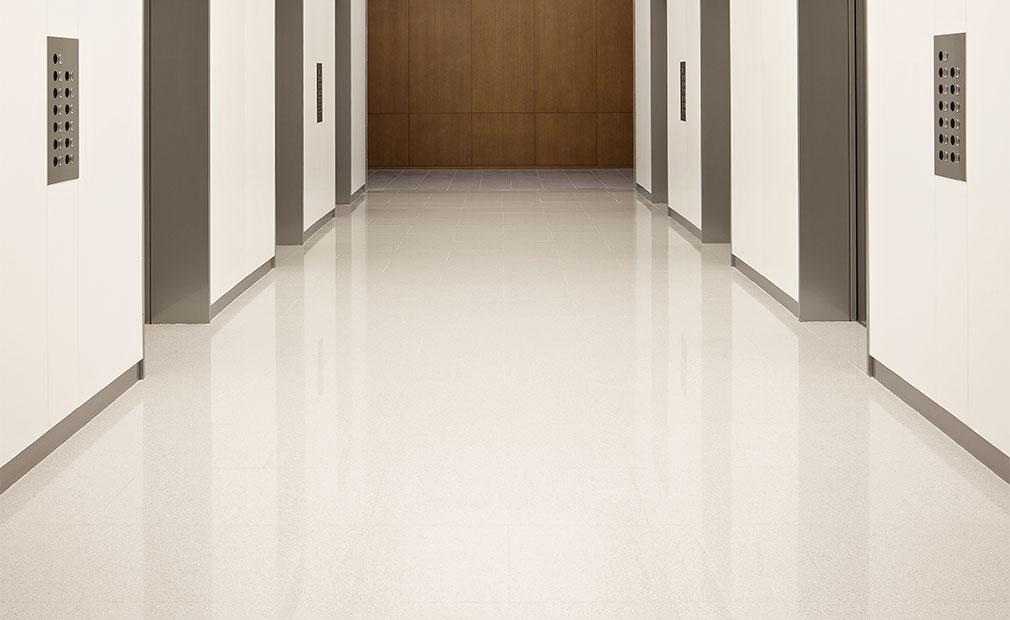 Elevator Hall Floor