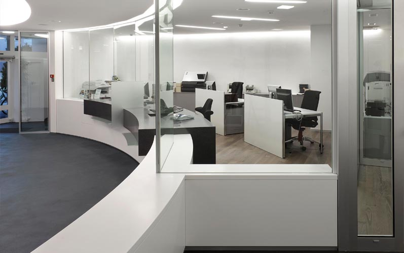 Reception deskk2