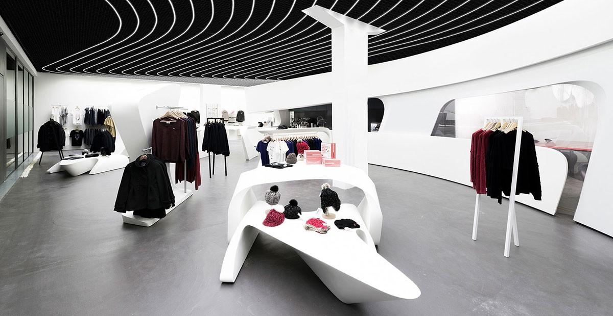 Switzerland Designed by Zaha Hadid