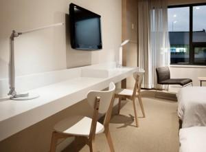 Worktop Accommodations